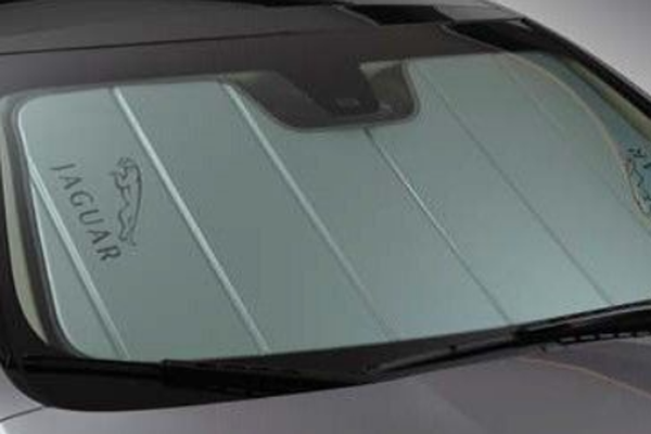 Jaguar Front Windscreen UV Sunshade